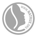 Natrue Logo - Natrue.org certifies natural cosmetics that meet the exceptionally high standards of quality you can trust - read more...