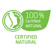 Certified Natural icon - Weleda Australia