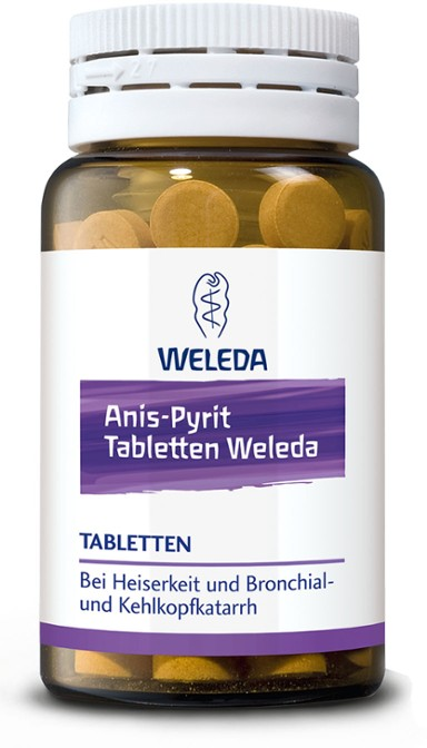 Anis-Pyrit Tabletten