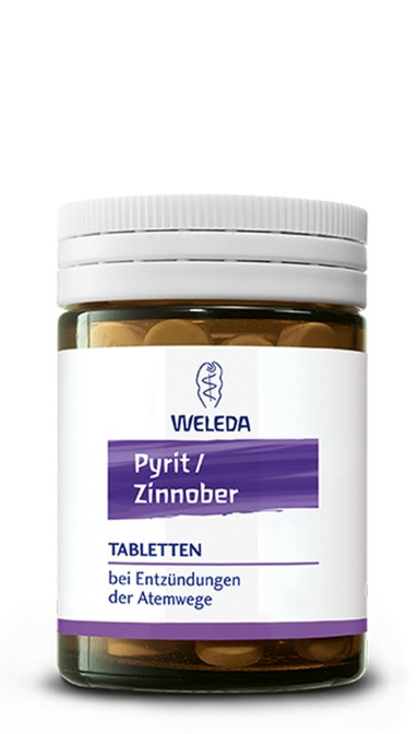 Pyrit / Zinnober Tabletten