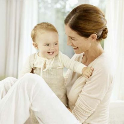 Mother and Baby Mood Visual - Weleda
