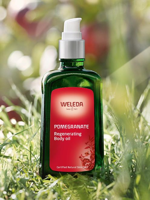 Weleda - Natural beauty, you can trust  - homepage