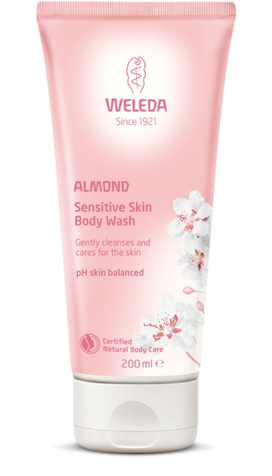 Almond Sensitive Skin Body Wash