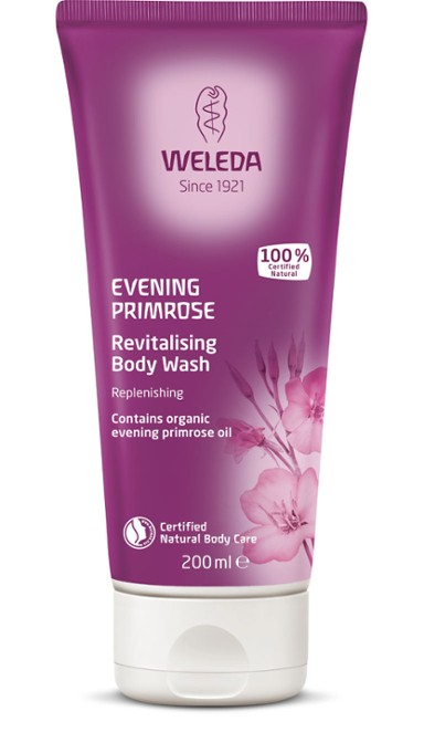 Evening Primrose Creamy Body Wash