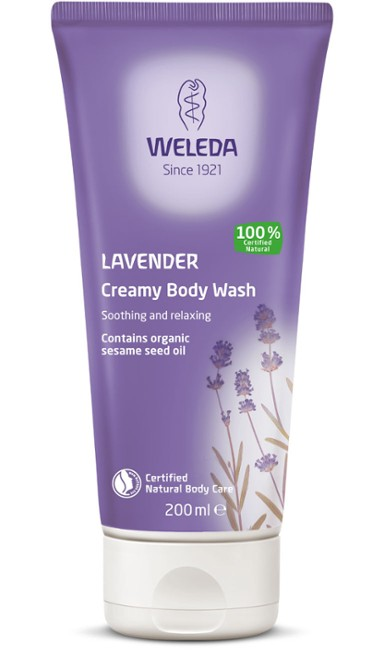 Lavender Relaxing Creamy Body Wash
