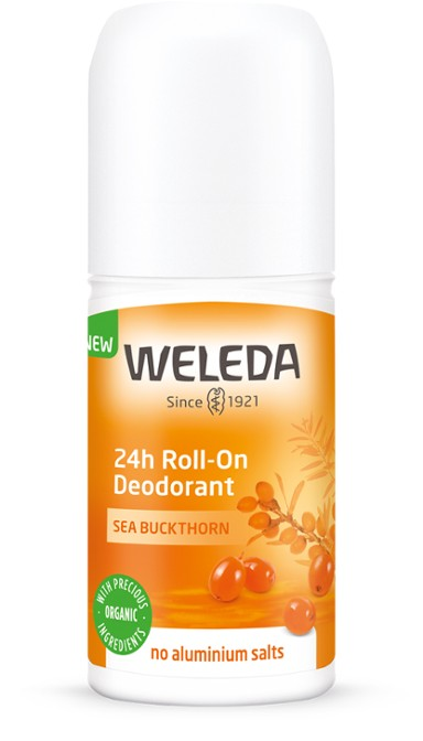 Sea Buckthorn 24h Roll-On Deodorant