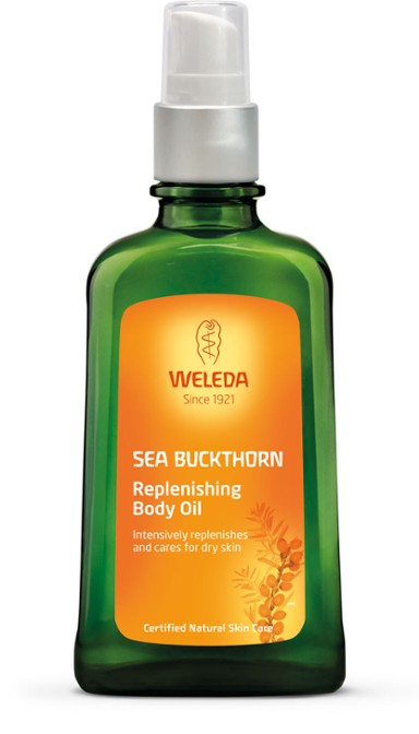 Sea Buckthorn Body Oil