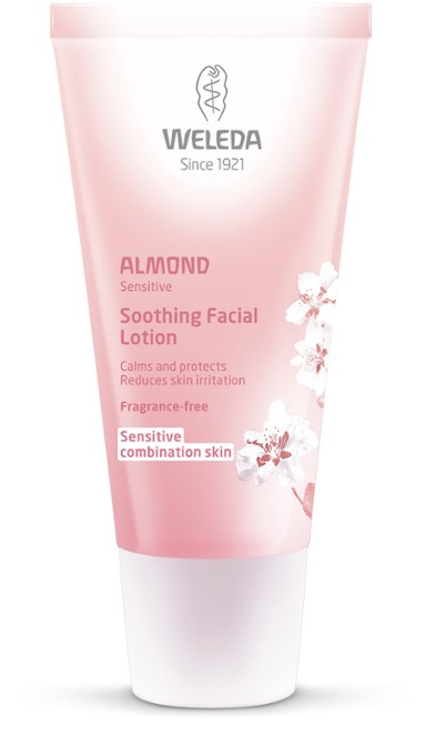 Almond Soothing Facial Lotion