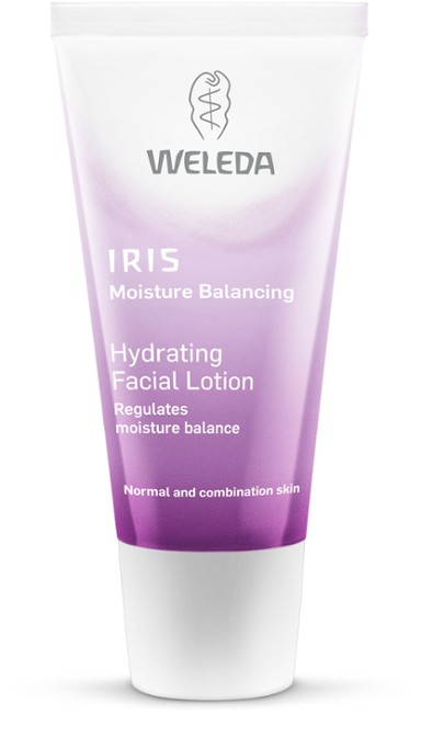 Hydrating facial lotion