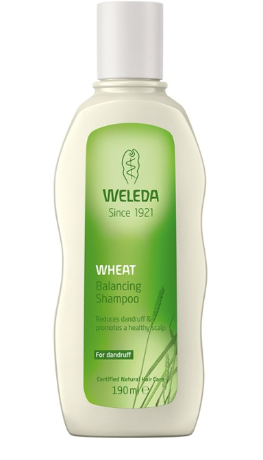 weleda shampoo review