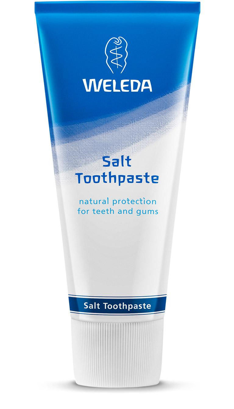 Salt Toothpaste