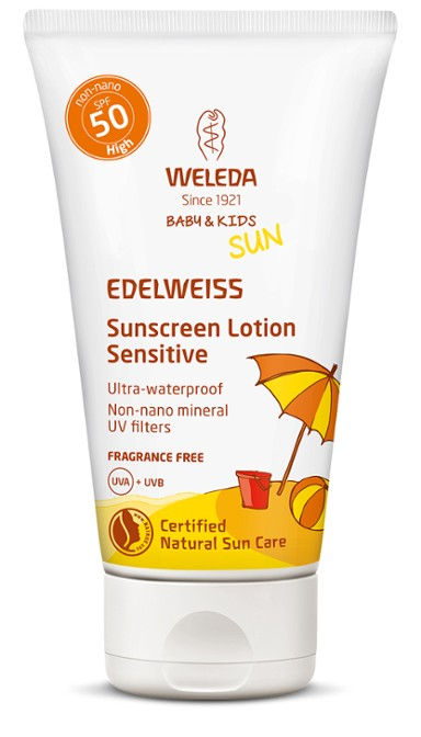 Edelweiss Sunscreen Kids - SPF 50