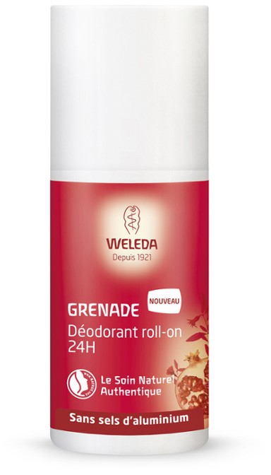 Déodorant roll-on 24h Grenade