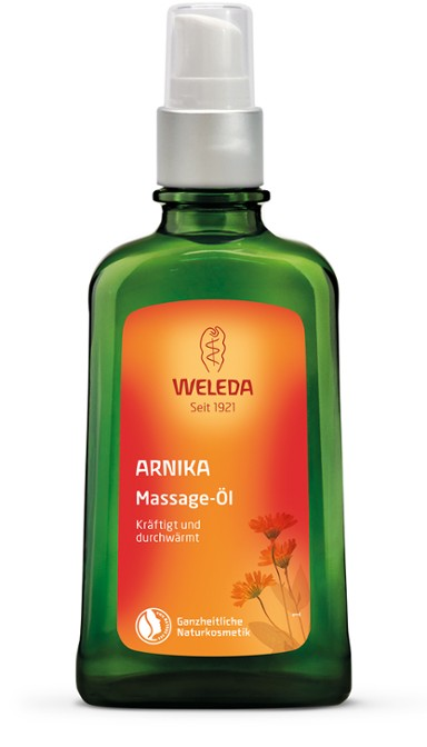 Arnika Massage-Öl
