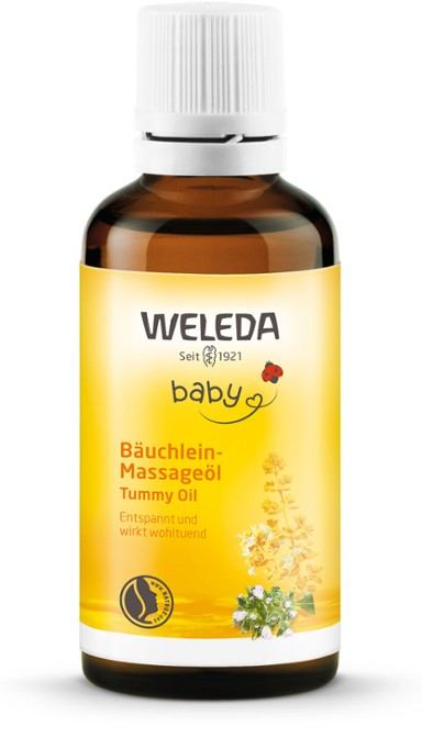 Bäuchlein-Massageöl