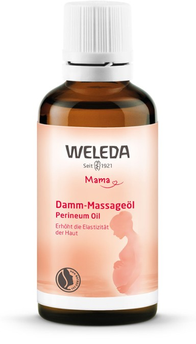 Damm-Massageöl