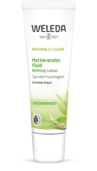Naturally Clear Mattierendes Fluid