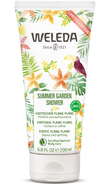 Summer Garden Shower Gel