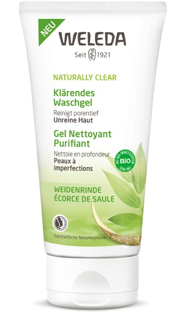 Naturally Clear Gel Nettoyant Clarifiant