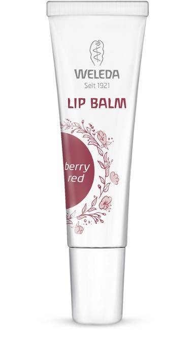 Lip Balm Berry Red