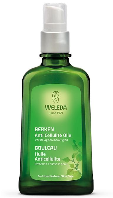 Berken Anti Cellulite Olie