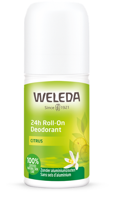 Citrus 24h Déodorant Roll-On