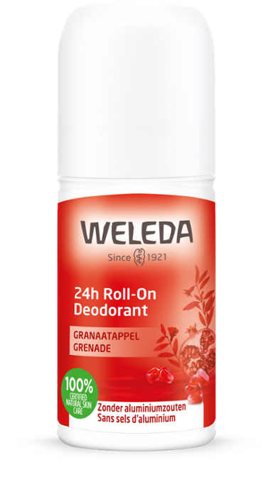Granaatappel 24h Roll-On Deodorant