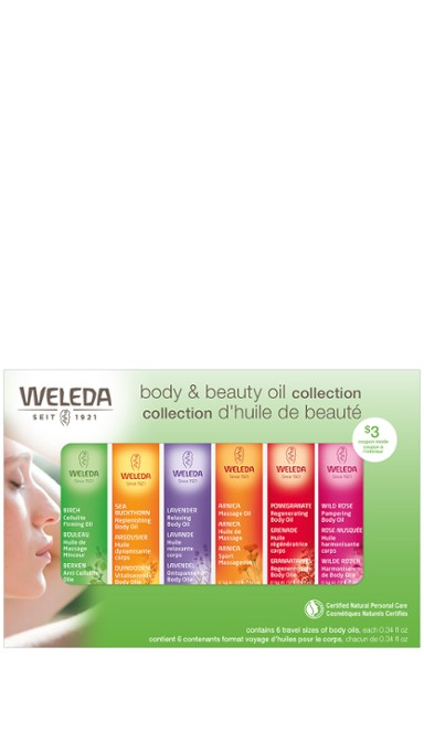 Body & Beauty Oil Collection