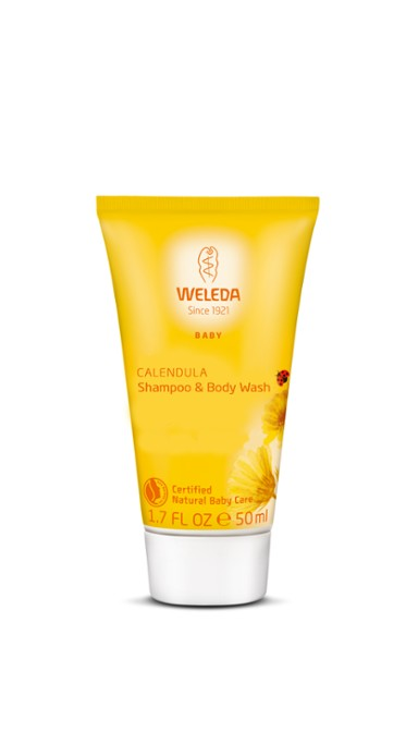 weleda baby shampoo
