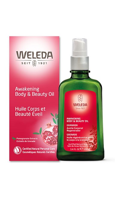 Awakening Body & Beauty Oil