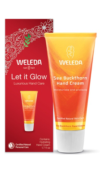 Let It Glow Luxurious Hand Care - Hydrating Cream