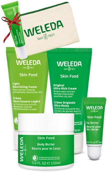 Weleda Natural Beauty Holistic Wellness
