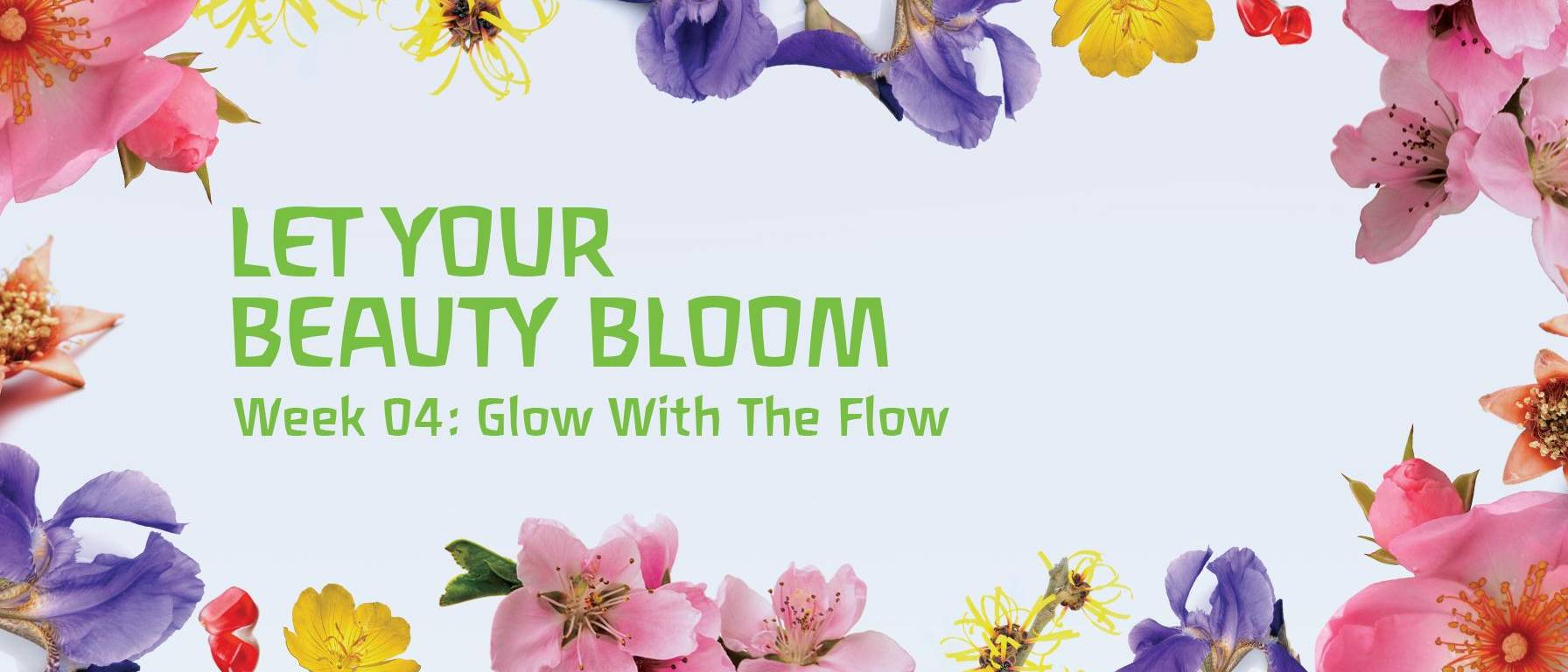 Beauty Bloom Header Image